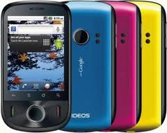 IDEOS ワールド携帯