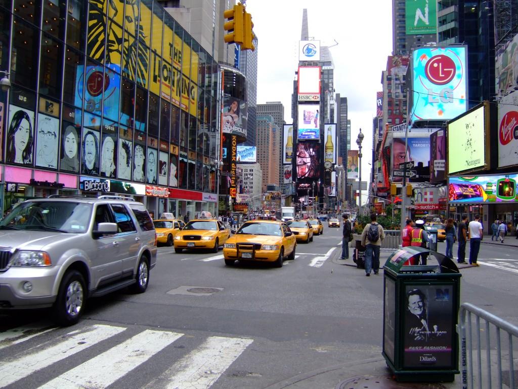 アメリカ/ニューヨーク