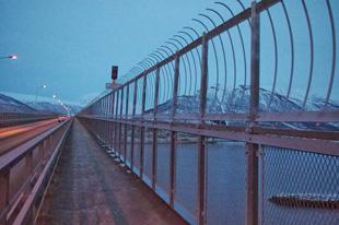 トロムソの橋
