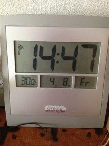 我が家の温度